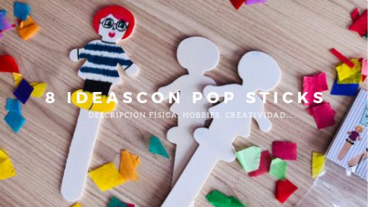 8 ideascon pop sticks